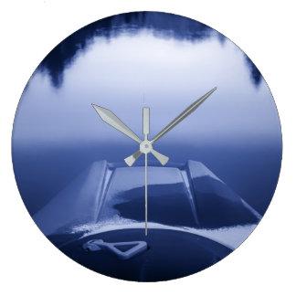 Smooth Sailing Large Clock