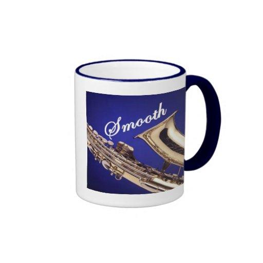Smooth Saxophone Mug