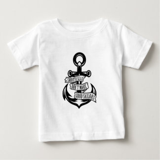 Smooth Seas Baby T-Shirt