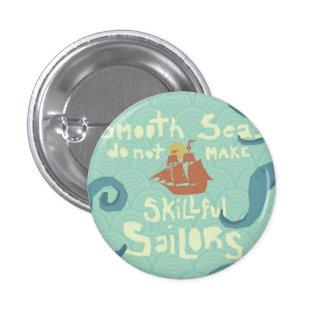 Smooth Seas Button