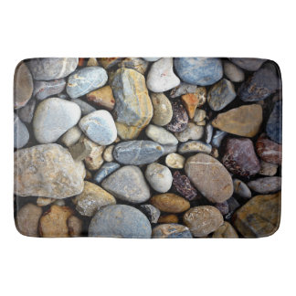 River rock gifts t shirts art posters other gift for River stone bath mat