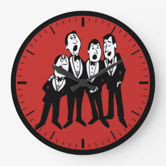 Smoothe Quartet Clock