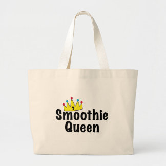 Smoothie Queen Jumbo Tote Bag
