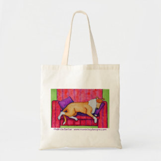 """Smoothie Snooze"" tote bag"