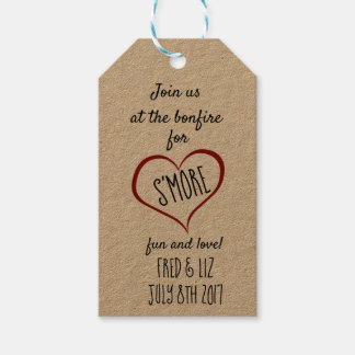 S'more Tags