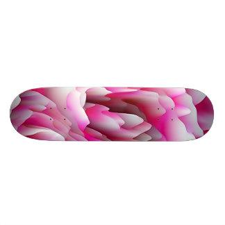 smudge flowers pink(i) skate boards