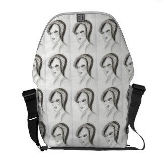 SMUG 30s Girl Courier Bags