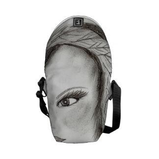 SMUG 30s Girl Messenger Bags