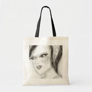SMUG 30s Girl Tote Bag