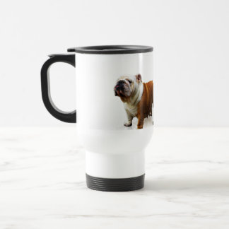 Smug Bulldog Travel Mug