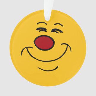 Smug Smiley Face Grumpey