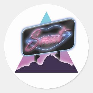 Smut sticker
