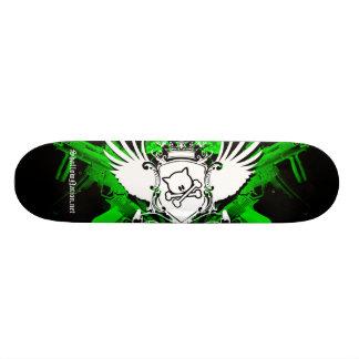 SN.net Deck 21.6 Cm Old School Skateboard Deck