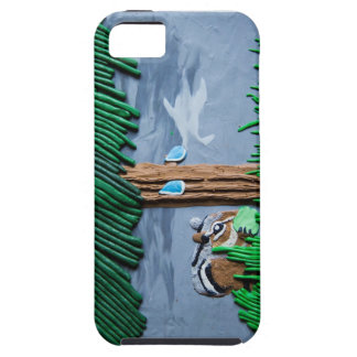 Snack After the Rain iPhone Case