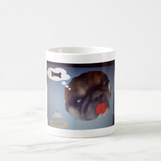 Snack Dog Coffee Mug