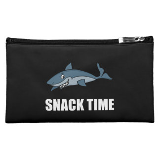 Snack Time Shark Cosmetic Bag