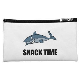 Snack Time Shark Makeup Bags