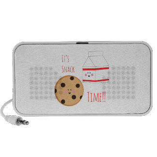 Snack Time Portable Speakers