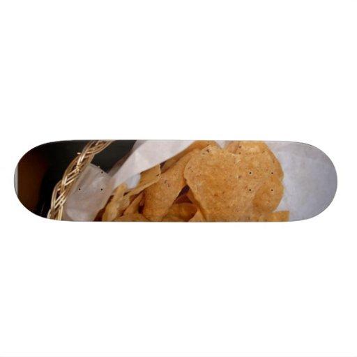 Snacks In Old Town San Diego Skateboard
