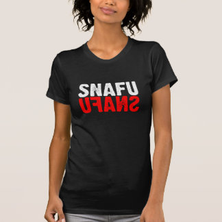 SNAFU (Dark) T-shirts