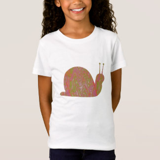 SNAIL Escargot : KIDS love CREATURES lowprice gift T-Shirt
