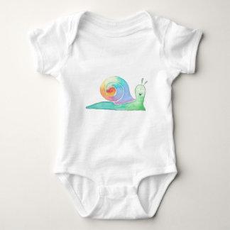 snail.jpg baby bodysuit
