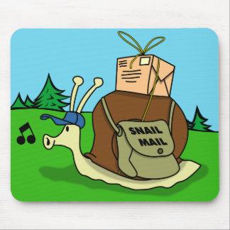 Snail Mail Mousepad