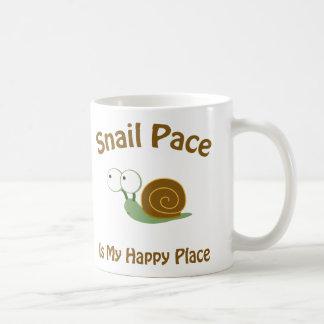 Snail Pace Coffee Mug