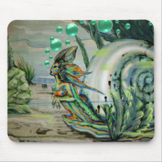 Snail People-mouse pad Mouse Pad