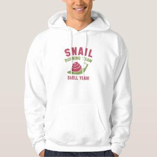 Snail Running Team Hoodie