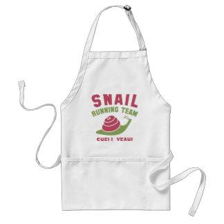 Snail Running Team Standard Apron