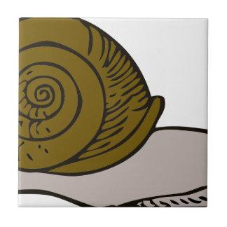 Snail Tile
