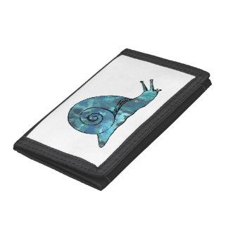 Snail Tri-fold Wallets