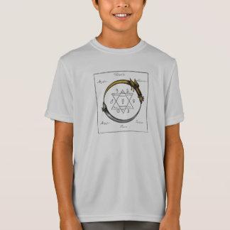 Snake and Dragon Ouroboros T-Shirt