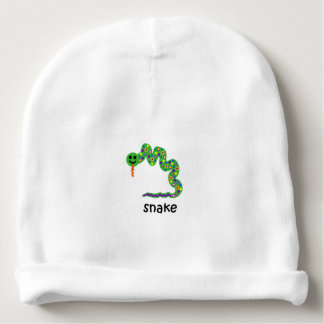 Snake Baby Beanie
