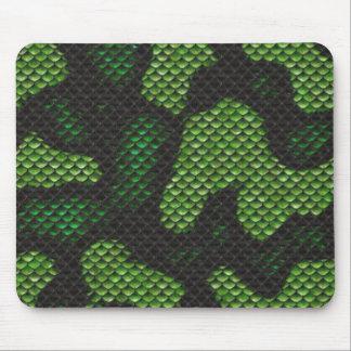 Snake Camo MousePad