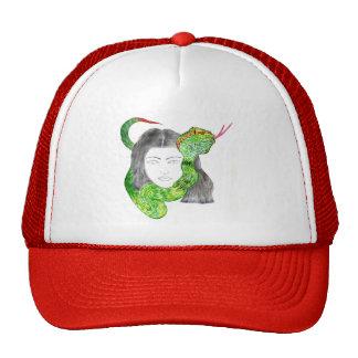 Snake Design Hat
