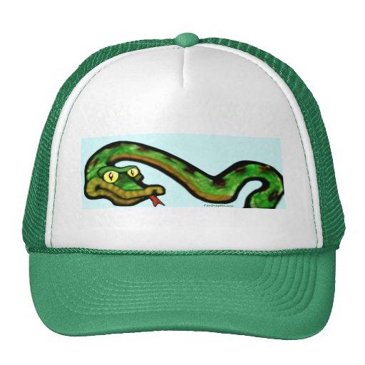 Snake Eyes Mesh Hats