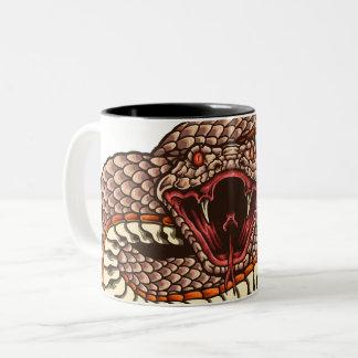 Snake Face Mug