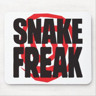Snake Freak Mousepad