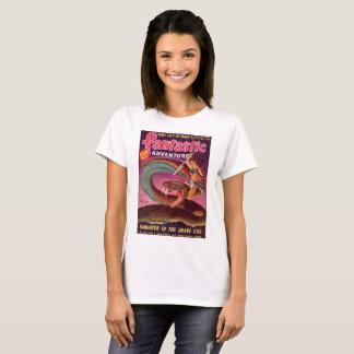 Snake Girl T-Shirt