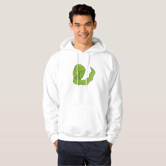 snake head hoodie