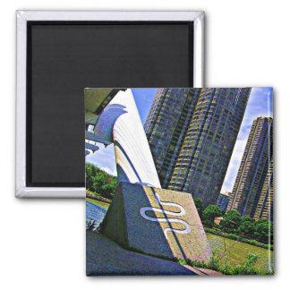 SNAKE Humber River Toronto TEMPLATE Resellers GIFT Refrigerator Magnet