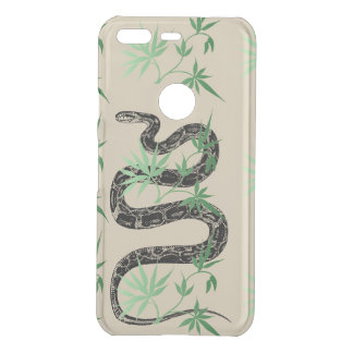 Snake In The Grass Uncommon Google Pixel Case