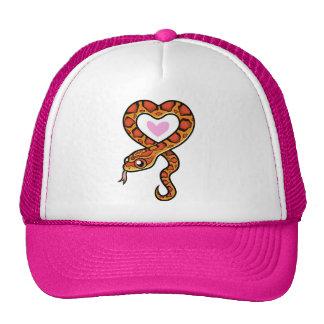 Snake Love Cap