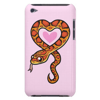 Snake Love iPod Touch Case-Mate Case