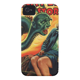 Snake Man Case-Mate iPhone 4 Cases