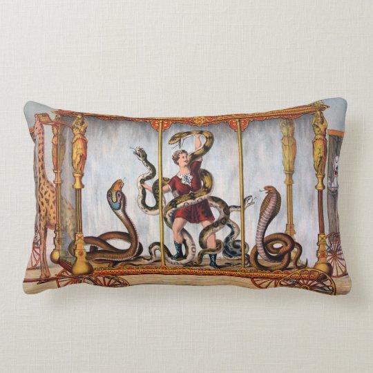snake man lumbar cushion