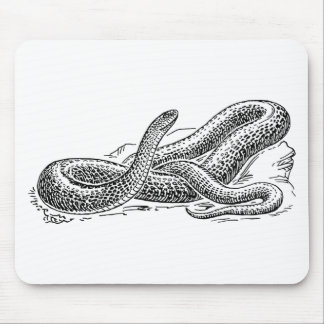 Snake Mouse Pad