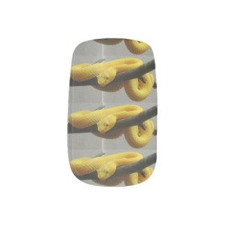 Snake Nail Art